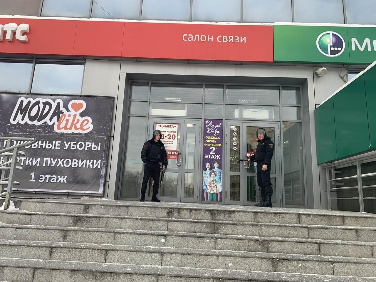 Охрана торгового центра Ангарск